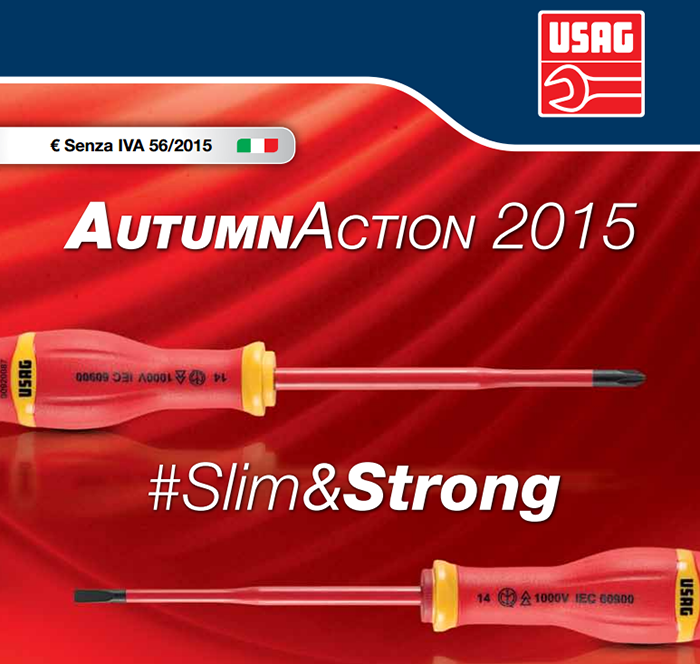 JUST USAG - Autunno 2015