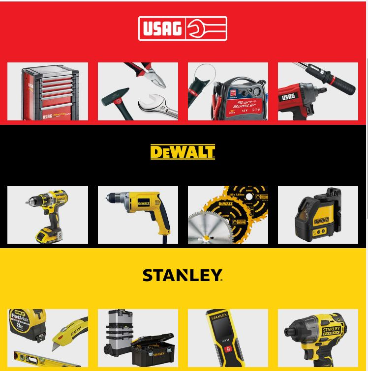 FLASH OFFER stanley usag dewalt