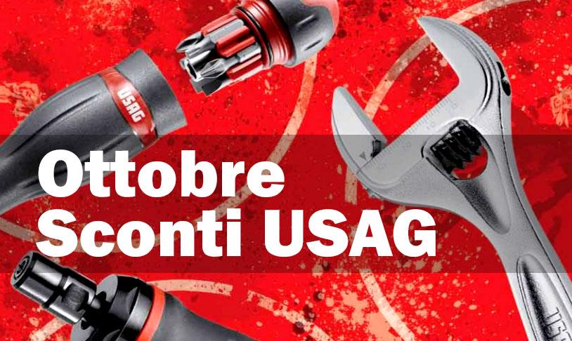 Ottobre Mese di Sconti sugli Utensili USAG